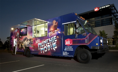 Jack in the Box Munchie Mobile