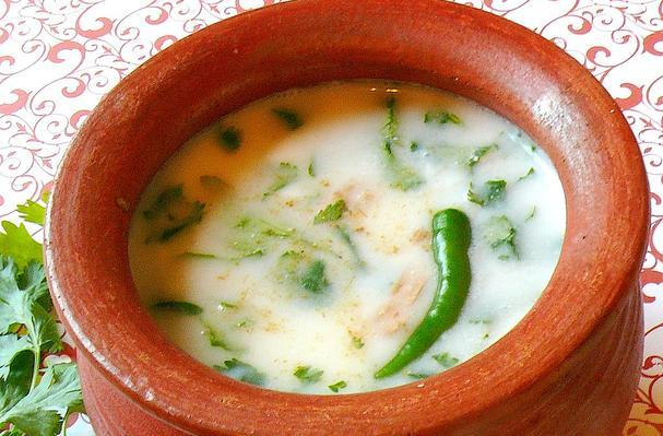 Neer Mor spiced buttermilk soup