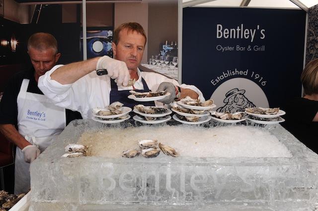 Taste of London Bentley's