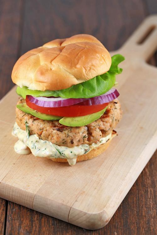 Juicy Hamburger Recipes Food Network