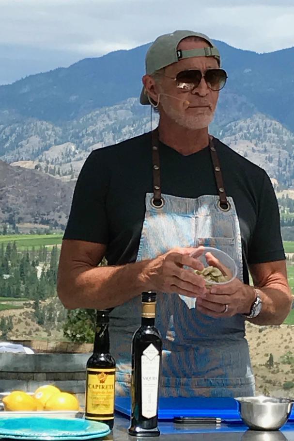 Celebrity chef Mark McEwan
