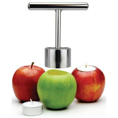Apple Candle Carver