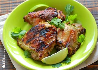 Foodista | Balsamic Grilled Chicken Legs and More Awesome ...