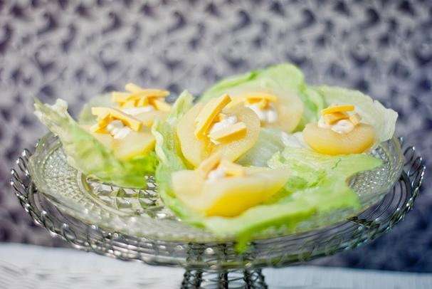 Southern Pear Salad
