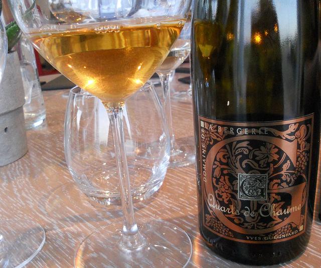 loire valley wine quartes du chaume
