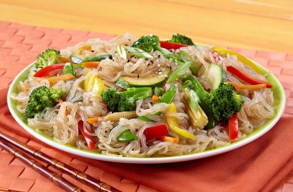 Veggie So Low Mein