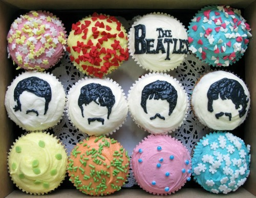 Rock Band Inspired Cakes