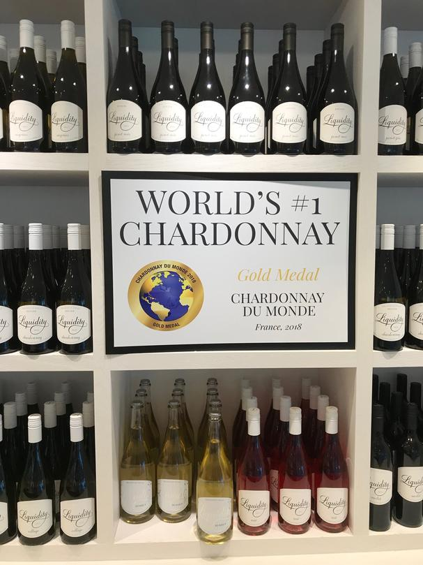 World's number 1 chardonnay