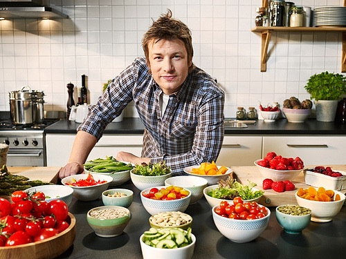 Foodista | Jamie Oliver\'s Kitchen Hits The Road