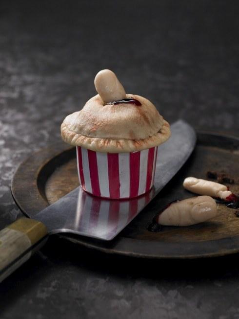 Rising Dead cupcakes