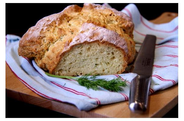 Dill Irish Soda Bread Recipe