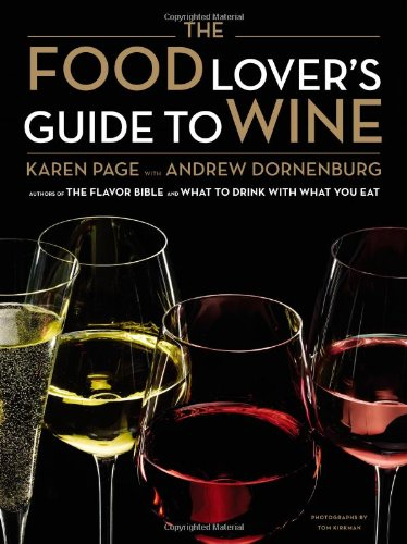 food lovers guide to wine