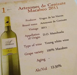 castilla la mancha wine