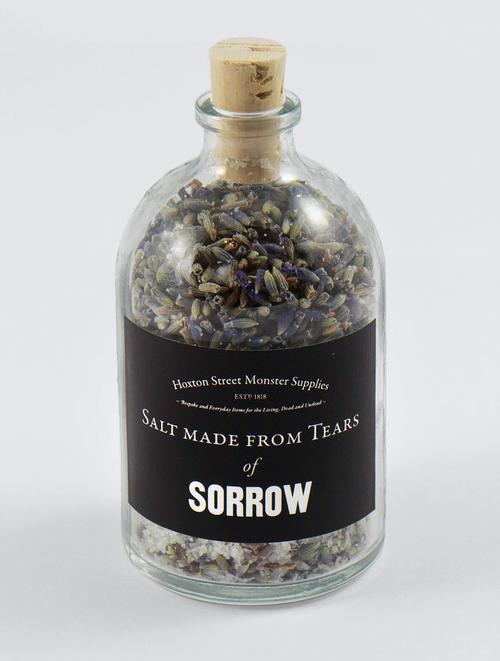 salt made from tears