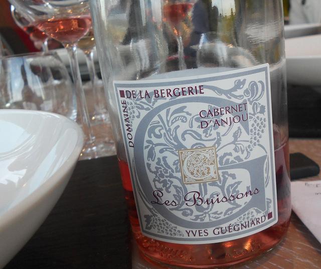 loire valley wine rose