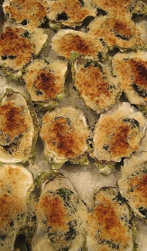 Antoine's Oysters Rockefeller