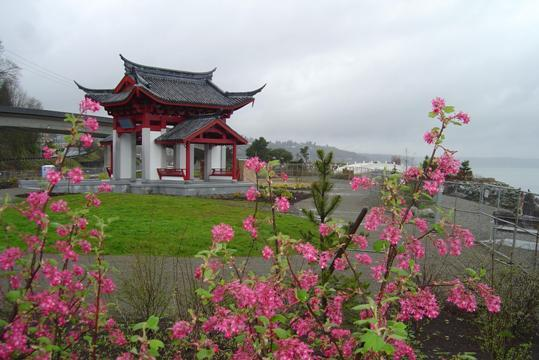 Chinese Reconciliation park, Tacoma