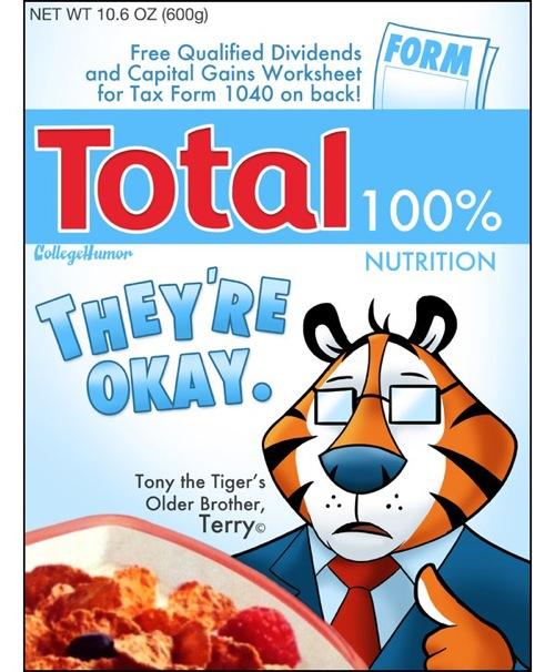 Foodista collegehumor envisions mascots for boring cereals