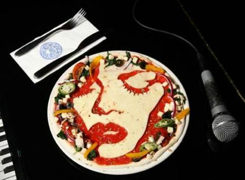 Rihanna PizzaExpress