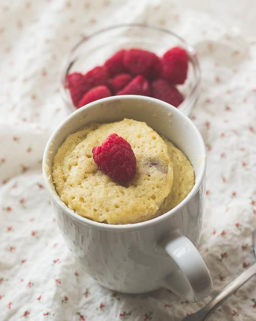 Dairy Free Mug Cake Recipe