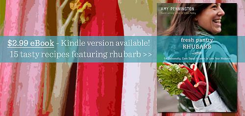 Rhubarb e-book