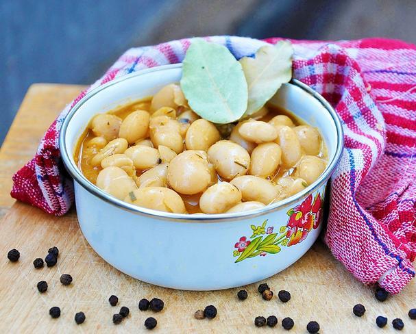 Easy Butter Bean Stew