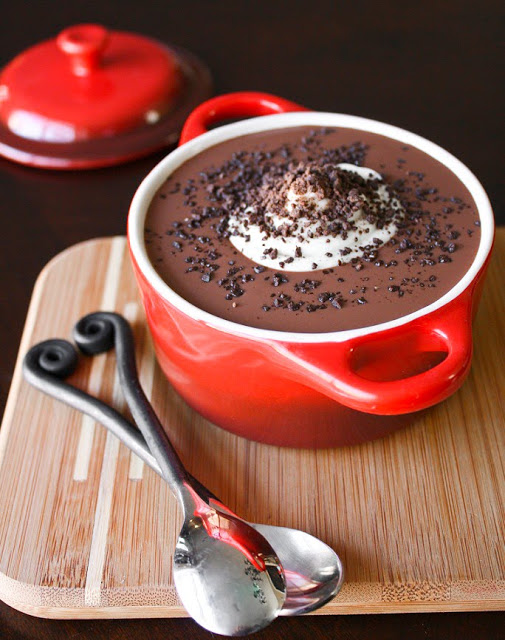Chocolate Soup Recipe