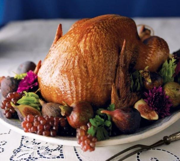 Maple Glazed Turkey