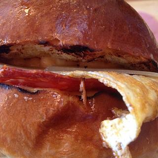 chorizo and co sandwich