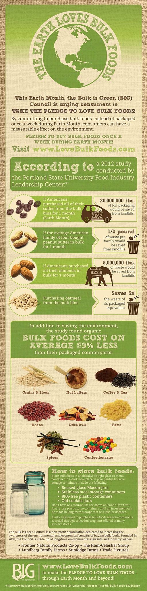 Bulk Infographic