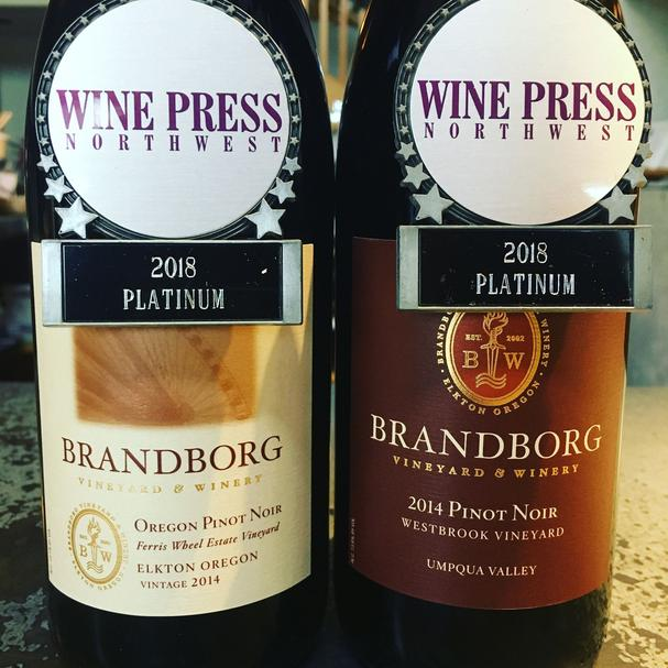 Brandborg Vineyards