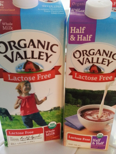 Organic Lactose Free Milk Whole Foods