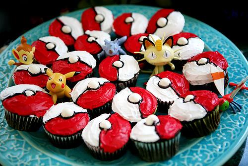 Easy Pikachu Cakes