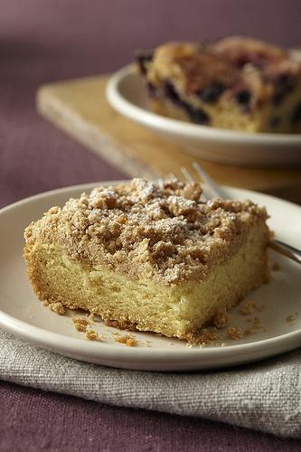 Foodista | Gluten Free Vegan Classic Crumb Cake