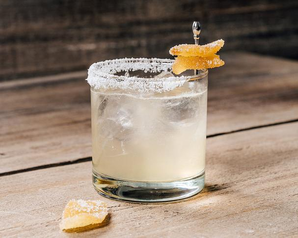Margarita Mule recipe