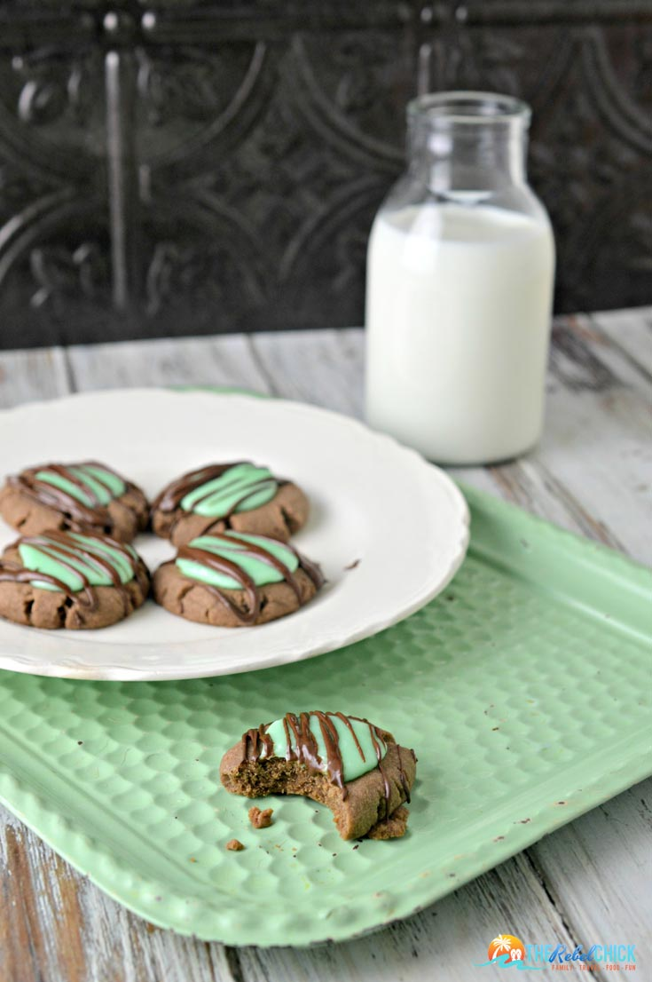Foodista 5 Minty Chocolate St Patrick S Day Treats