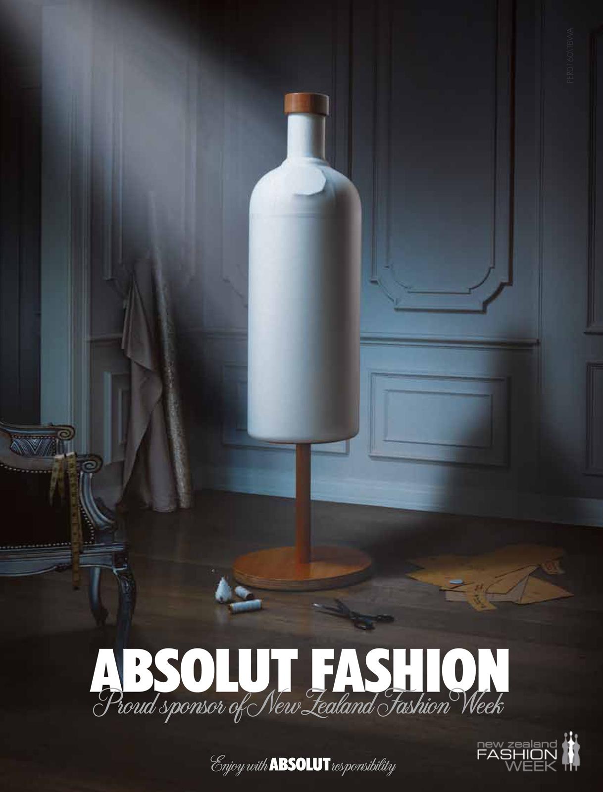 absolut fashion week