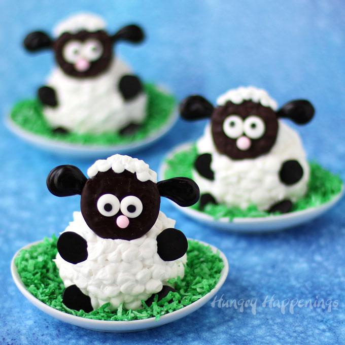Marshmallow Crispy Cakes Uk