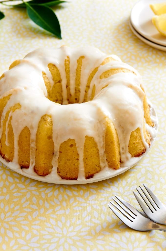 Easy Yellow Bundt Cake Recipe