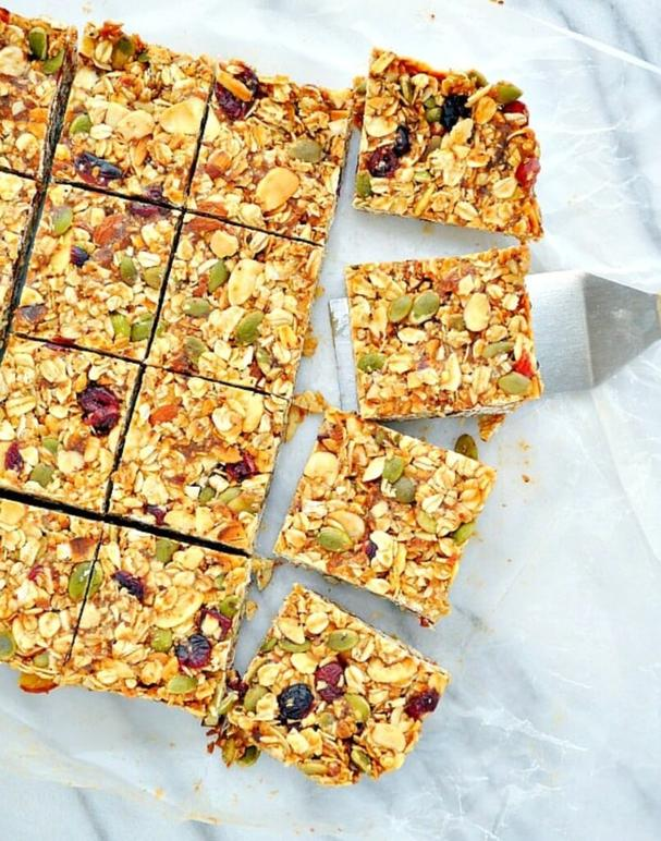 Harvest Granola Bars