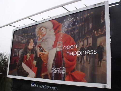 Coca-Cola Santa's Forgotten Letters
