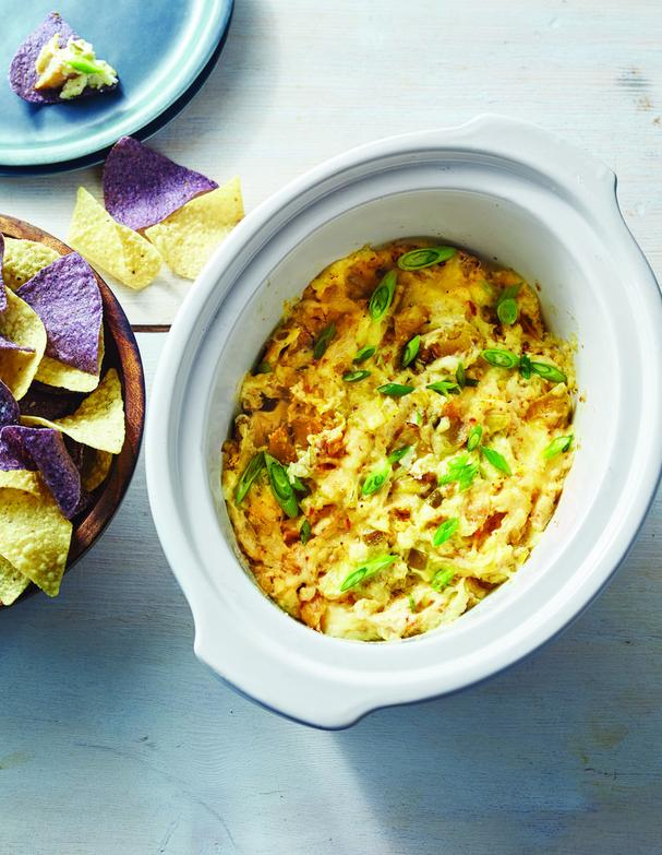 4-cheese Artichoke Dip Recipe