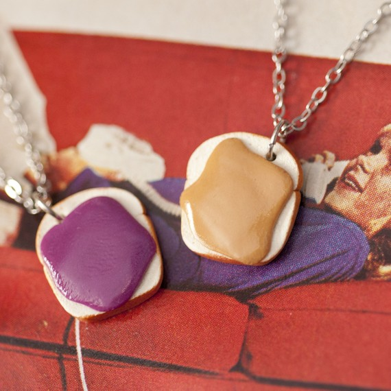 pb&j necklaces