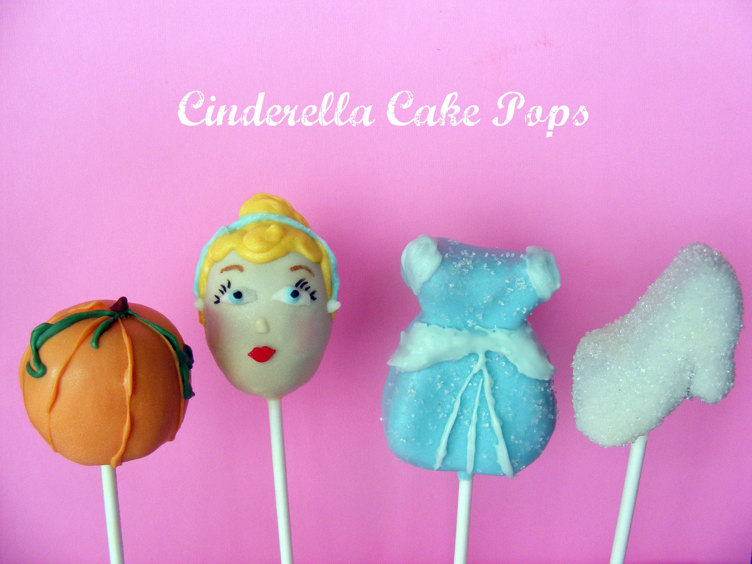 Tinkerbell Cake Pops These Include Tinkerbell Her