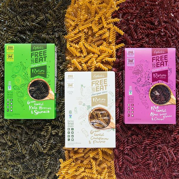 Cybele's Free to Eat allergen free pastas