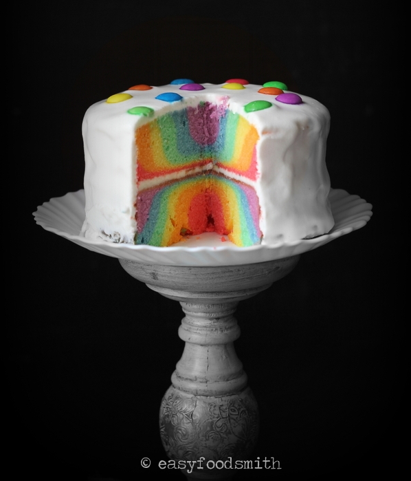 Rainbow Foods Cakes