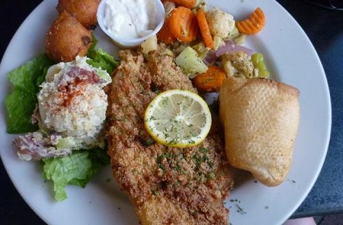 Southern Fried Catfish Recipes From Americas Test Kitchen