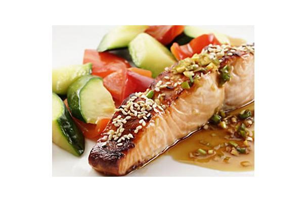 Salmon Cakes Cilantro Recipe