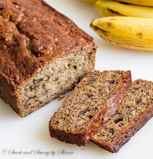 Banana Bread Wedding Cake