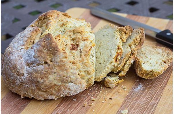 Caraway Irish Soda Bread